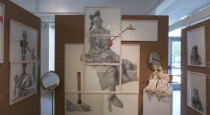 "Nall's ""Alice in Wonderland"" exhibit opens in Troy University's International Arts Center"