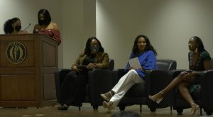 TROY University student organization hold Women's Summit on campus.