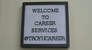 Troy University Career Services offers tips for navigating the virtual job hunt.