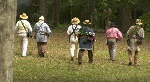 History comes alive during Creek War reenactment at the Pioneer Museum of Alabama