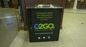 Environmentally friendly to-go option being offered by Troy Dining.