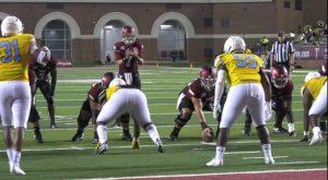 Trojan Football wins season opener against Southern.