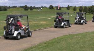 Chancellor's Golf Tournament raises $1 million for Troy University student ministries.