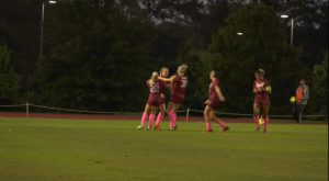 Trojan Soccer returns home for a win over Appalachian State.