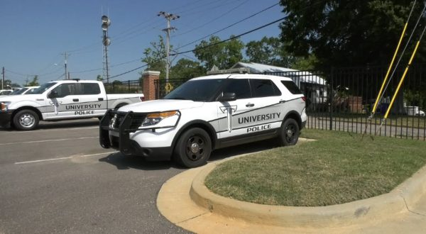 Troy University Police Department moves to a new location.