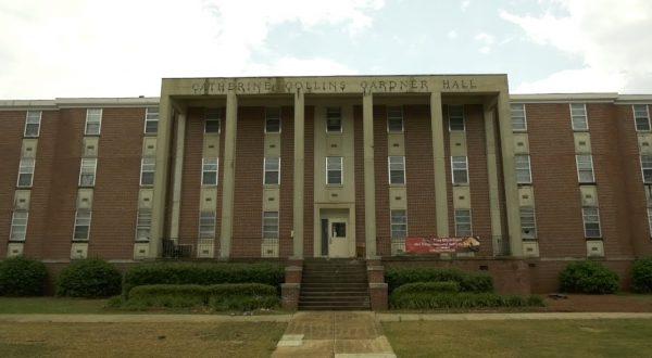 Troy University's Hamil and Gardner Halls set for demolition.