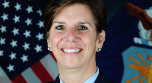 Highest ranking woman in U.S. military history is TROY alumna