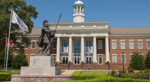 Two Troy University professors are asking Dothan residents how they feel about their community