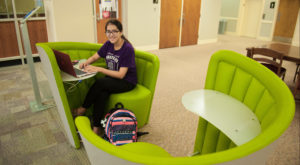 Best places on campus to study for mid-terms