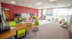 Library upgrades encourage collaboration, innovation