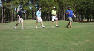 Wiregrass alumni and TROY supporters raised scholarship money for local students at a golf tournament last Thursday.