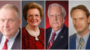 Troy University to honor four as Alumni of the Year