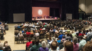 About 135 Troy University Dothan Campus students will take part in commencement exercises on Dec. 18.
