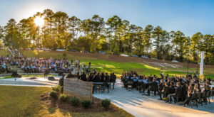 Troy University officially unveils Janice Hawkins Cultural Arts Park