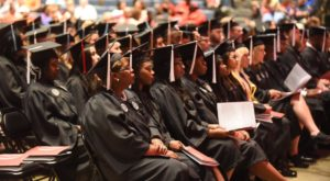 Dothan Campus Spring Commencement takes place Sunday, May 21 at 3 p.m. inside the Dothan Civic Center.