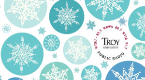 Troy University Public Radio will kick off its year-end fund drive on Wednesday.