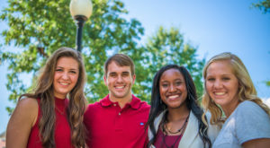 Campus life at TROY provides many opportunities for students to meet new people and make lifelong friends.