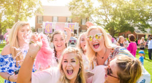 Greek Week is about philanthropy, fun and school spirit