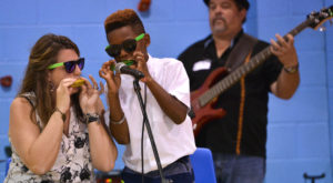 'Blues in Schools' spreads love of American music to youngsters