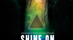 The TROY Department of Theatre and Dance presents 'Shine On: Dancing with Pink Floyd' April 6-9 at the Trojan Center Theater.