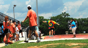 Special Olympians from throughout Alabama will compete in the 11th annual Alabama Special Olympics State Games at Troy University May 19 – 21.