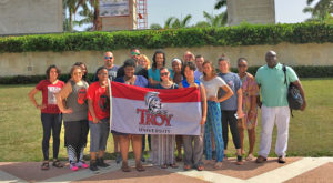 Study abroad to Cuba opens eyes to a different world