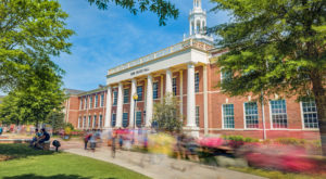 U.S. News and World Report recently named TROY to its annual Best Colleges in the South rankings.