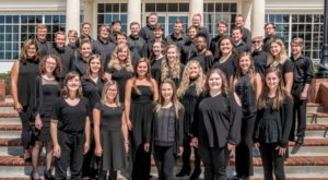 Troy University's Concert Chorale will take the stage at the historic Carnegie Hall on May 25.