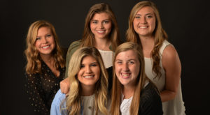 Members of the 2017 TROY Homecoming Senior and Junior Courts were announced this week.