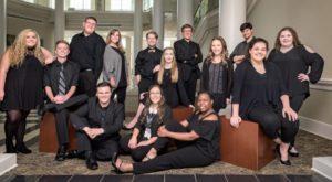 TROY Vocal Jazz ensemble presents fall concert Nov. 28