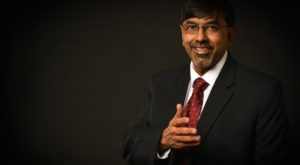 Sohail Agboatwala, who came to TROY as an international student 30 years ago, has been named associate vice chancellor for international operations.
