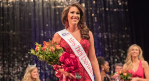 Madison Neal crowned Miss Troy University 2018