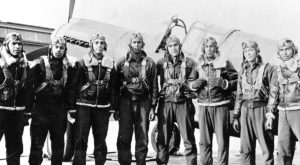 Photos of the Tuskegee Airmen from the National Museum of the U.S. Air Force are part of a new exhibit opening Thursday at the Rosa Parks Museum.