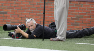 Kevin Glackmeyer, who died Dec. 19 from cancer, captured the life of Troy University through his photography. (Photo/Chip Dillard)