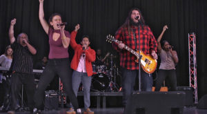 School of Music dedicates new song to Trojan Athletics