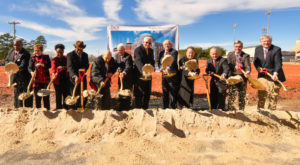 Troy University breaks ground on Trojan Fitness Center