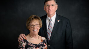 Mary and Jerry Williams, both TROY alumni, have sponsored a fund aimed at helping students through troubled times.