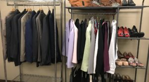 TROY opens Career Closet for students