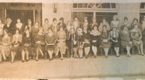 Dr. Marty Olliff celebrates Women's History Month with a look at the history of women's groups in the Wiregrass.