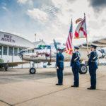 Tuskegee Airman Plaque Dedication 2018