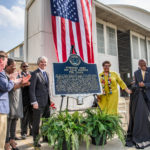 Tuskegee Airmen Plaque Dedication 2018