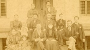 Dr. Marty Olliff's monthly series continues with a look at some of the oldest collected photos in the Wiregrass area.
