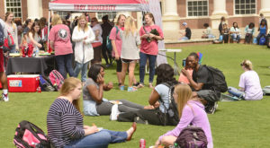 Students will be able to enjoy free food, prizes and activities at TROY campuses and support centers on Wednesday during Student Appreciation Day.