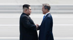 TROY expert: Korean peace talks may be premature