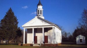 Dr. Marty Olliff's monthly series continues with a focus on the Wiregrass Archives' documentation of local historic churches.