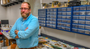 TROY professor helps uncover earliest use of tobacco in U.S.