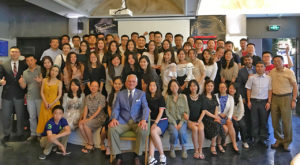 TROY's Chinese alumni proud of their Trojan roots