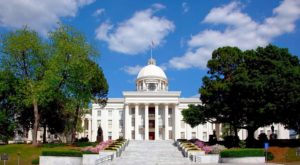 Alabama Capitol Building. Carol M. Highsmith [Public domain], via Wikimedia Commons.