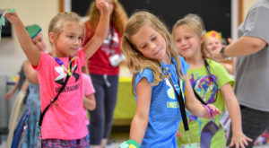 For a decade, Summer Spotlight has given children a chance to explore the arts during the summer.