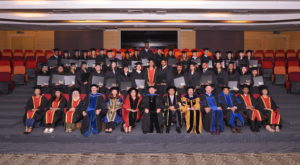 On July 15, TROY and SEGi University and Colleges held the inaugural commencement since the partnership between the two began in 2014.